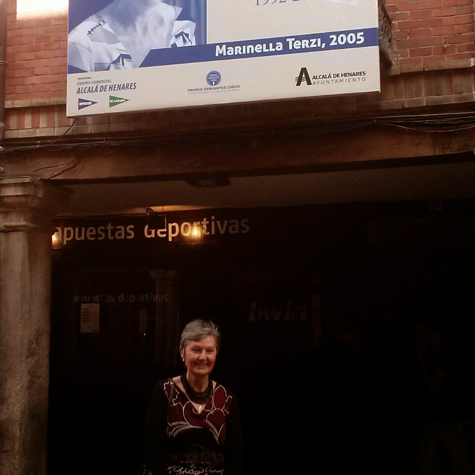 Marinella Terzi Huguet Premio Cervantes Chico 2005