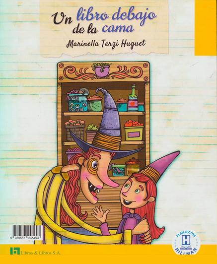 un libro debajo de la cama Marinella Terzi